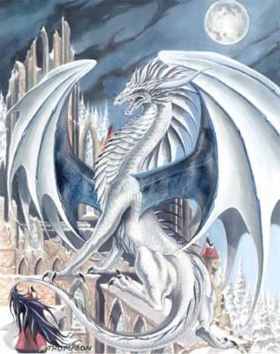 dragon européen